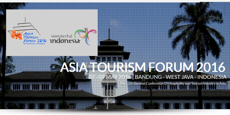 Asia Tourism Forum 2016 Bandung