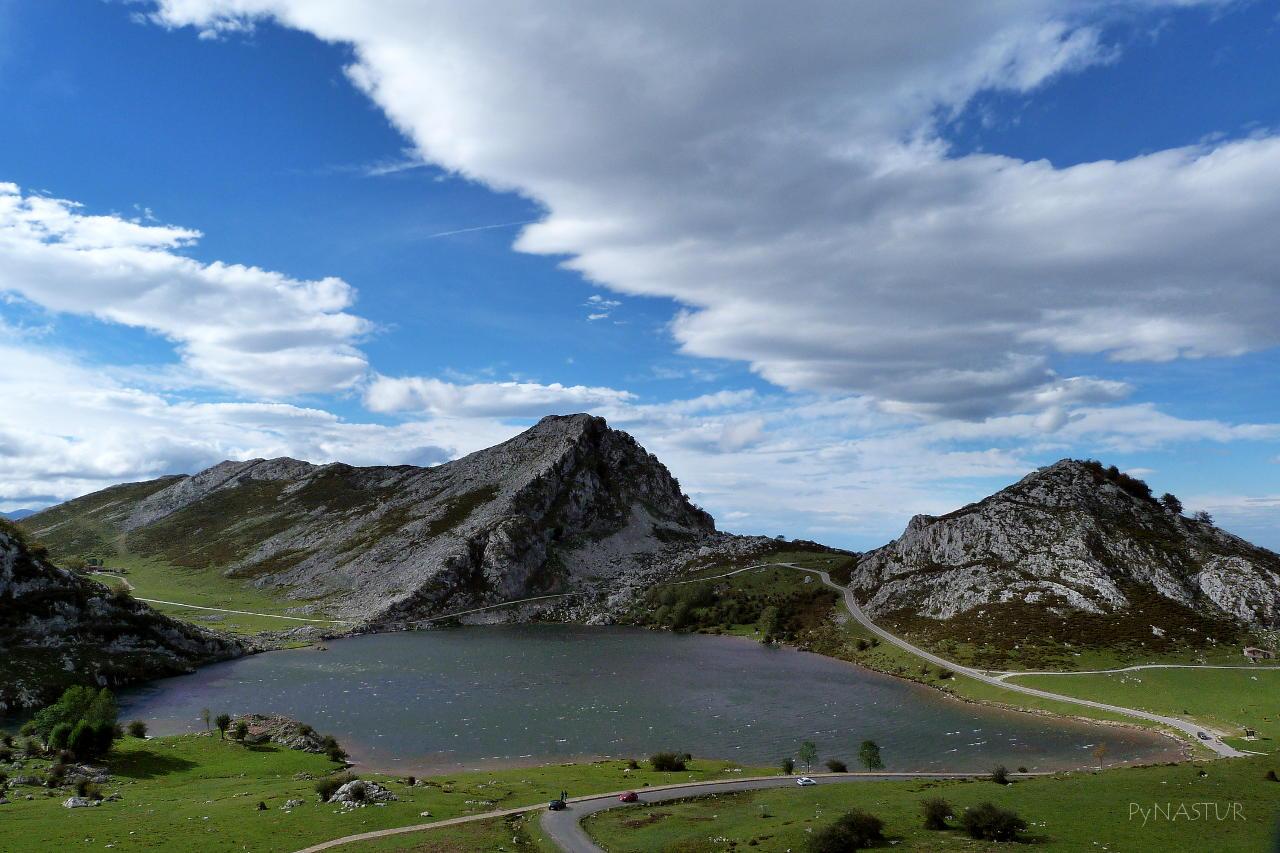Lago Enol - Lagos de Covadonga - Asturias
