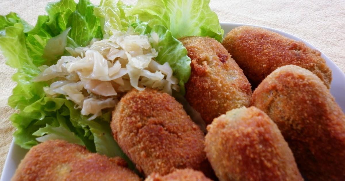 Cocina macrobi tica croquetas de garbanzos y avena for Cocina macrobiotica