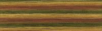 мулине Cosmo Seasons 8037, карта цветов мулине Cosmo