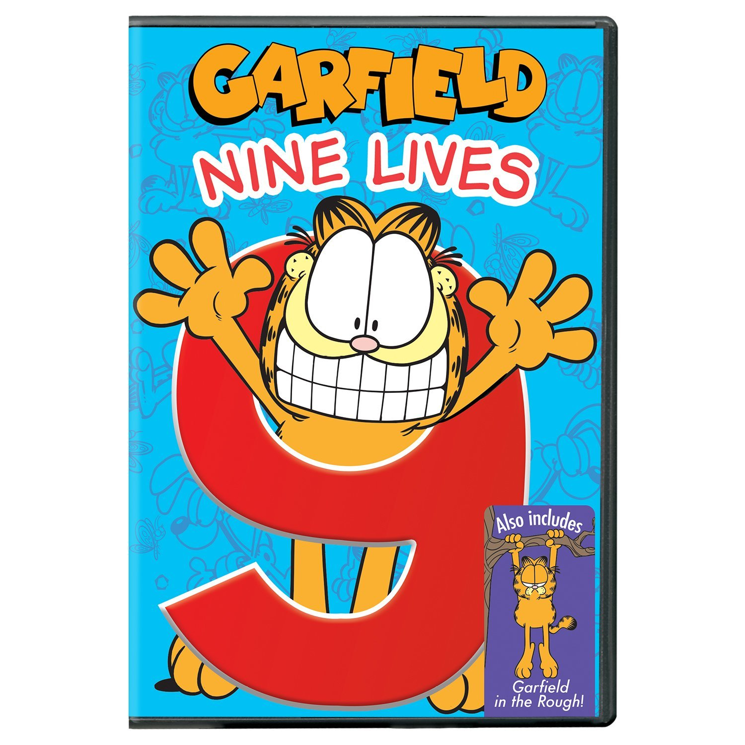 Go Vacation Wii U: New Age Mama: Kids Find Out If Garfield Has Nine Lives In