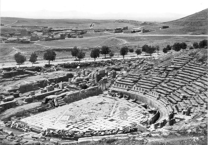 Το θέατρο είναι ελληνική δημιουργία -Που βρίσκονται τα αρχαιότερα θέατρα του Κόσμου
