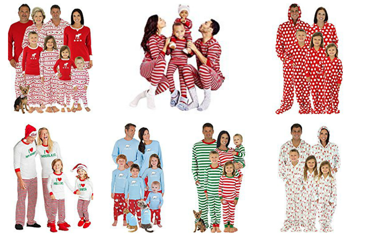 Best Family Christmas Pajamas.Matching Christmas Pajamas For The Entire Family Thirty