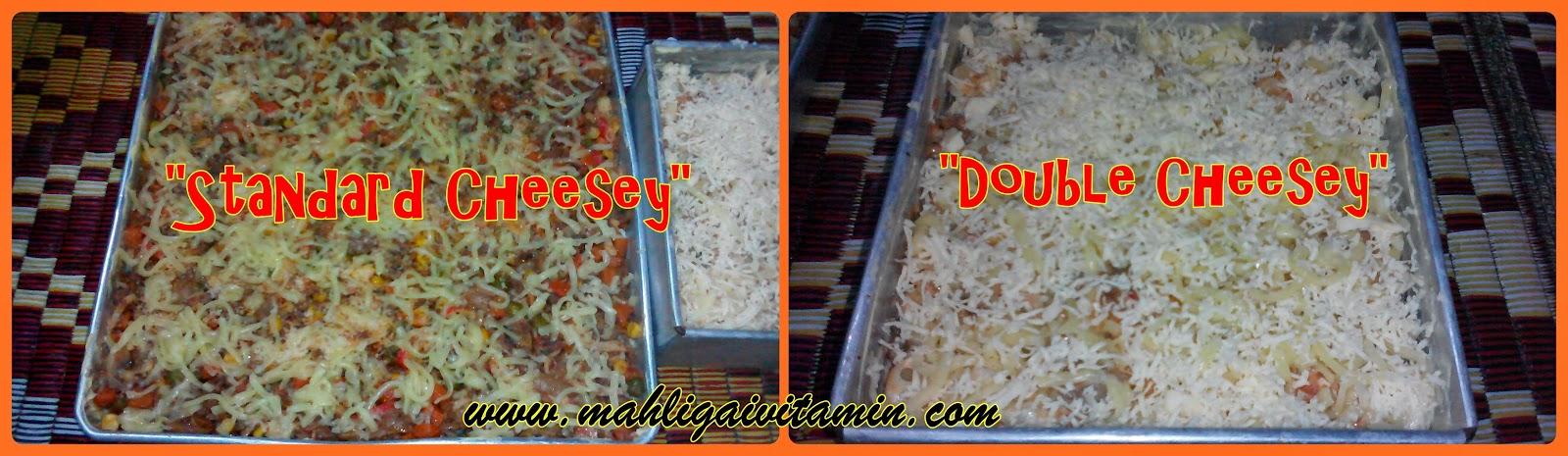 macaroni cheese bakar