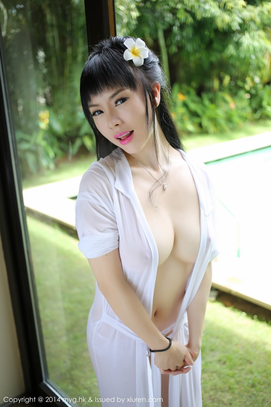 0035 - Sexy Nude Model MYGIRL VOL.49