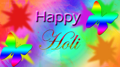 Happy Holi 2017 Wallpapers for Download