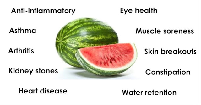 HOW TO DRINK WATERMELON JUICE AS MEDICINE FOR THESE HEALTH PROBLEMS