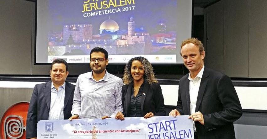 Startup peruana «Cirsys» que creó robot para reciclaje asistirá a programa en Israel