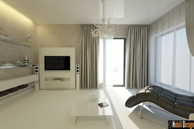 Amenajari interioare case moderne - Amenajare casa moderna Bucuresti
