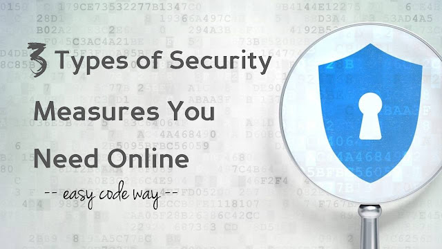 Security measures you need online
