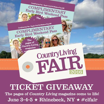 country living fair 2016 rhinebeck ny ticket giveaway redo it