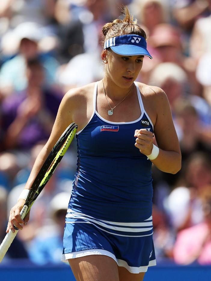 WTA Hotties: 2015 Hot-100: #11 Belinda Bencic (@belindabencic
