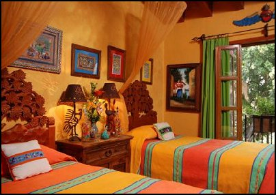 There Is Charm And Character In A Mexican Home Like No Other