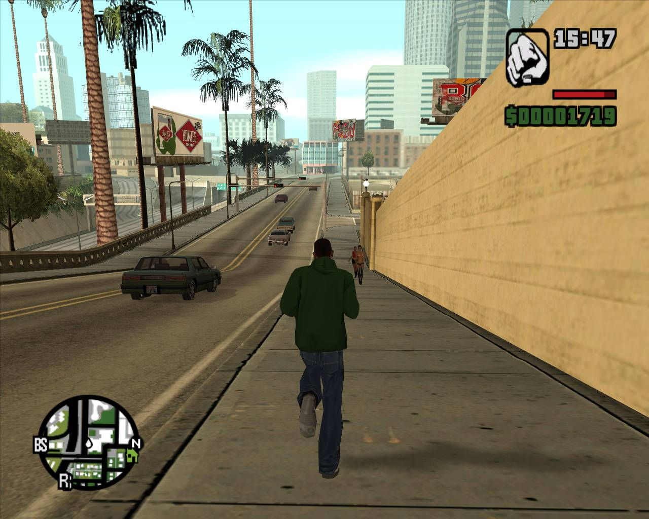 Games Mania: GTA: San Andreas Game Wallpapers