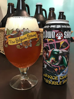 Clown Shoes Space Cake Double IPA 1