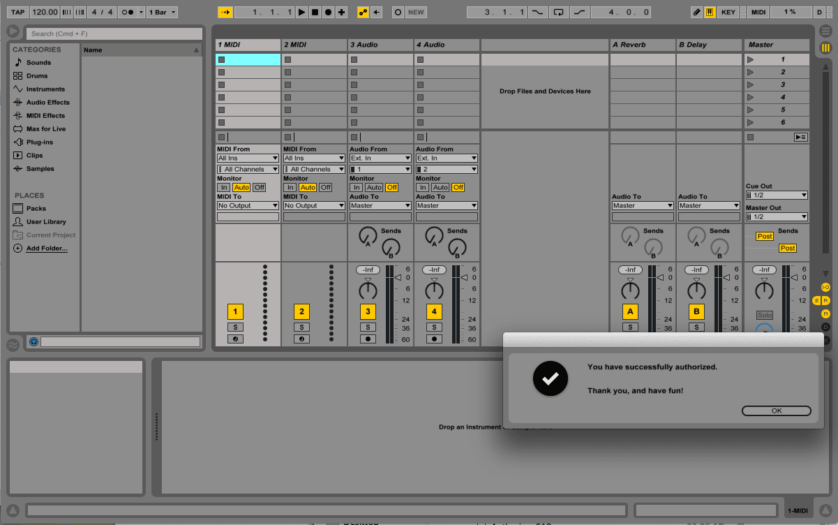 ableton live suite mac download