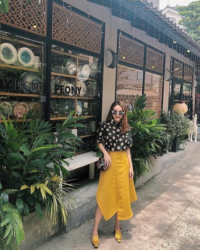 Sao Việt khoe street style phóng khoáng, phối đồ tôn chân dài miên man -4