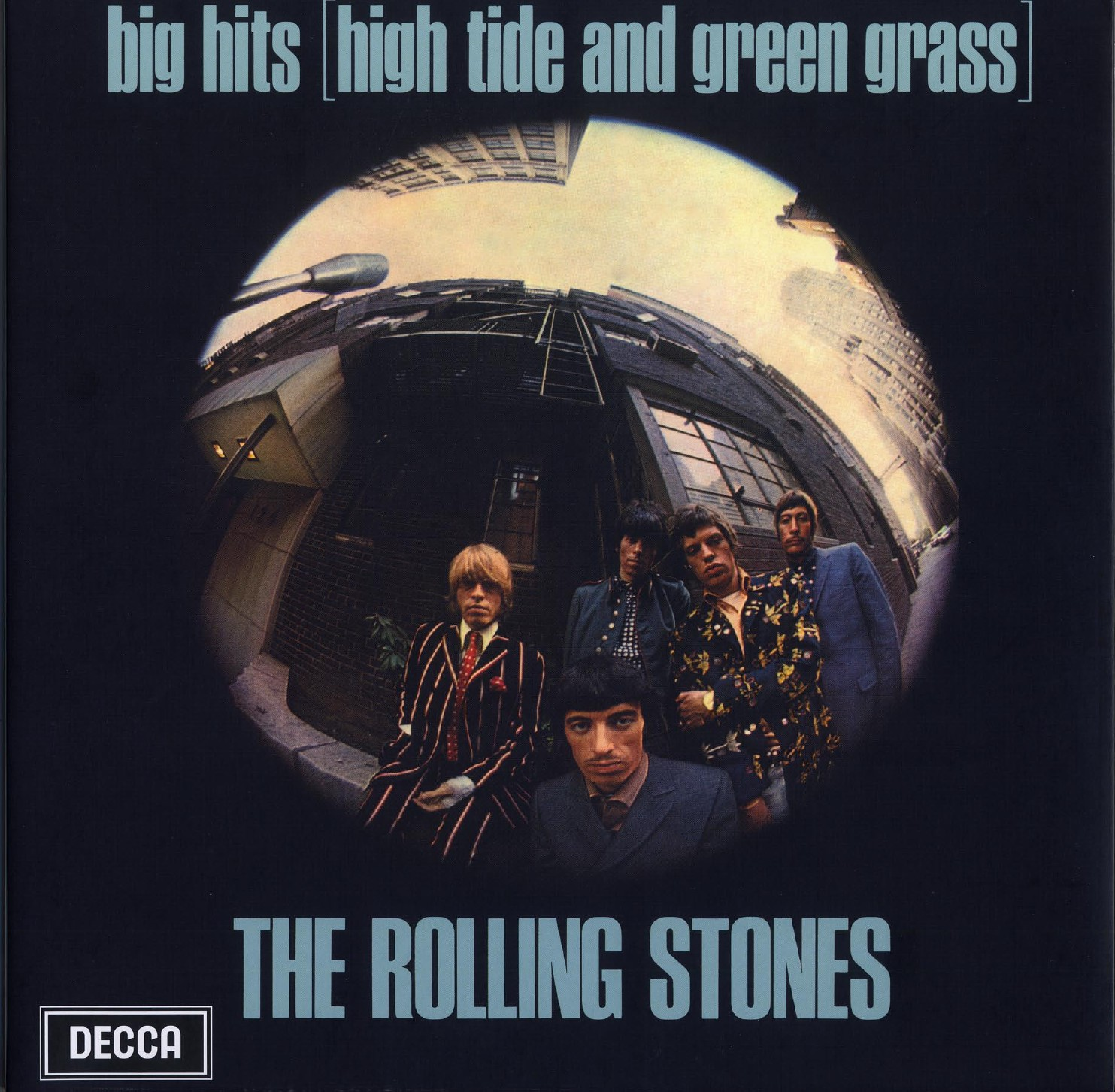 Music Archive The Rolling Stones Big Hits High Tide
