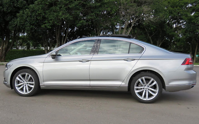 VW Passat 2017 Highline