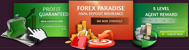 Investasi online terpercaya forex Paradise