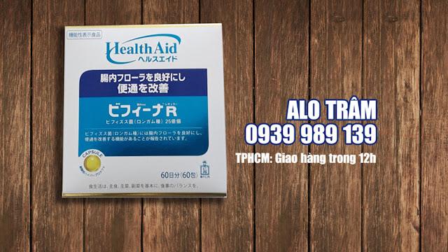 Đại lý bán men bifina R Nhật Bản quận 3 Tp Hồ Chí Minh
