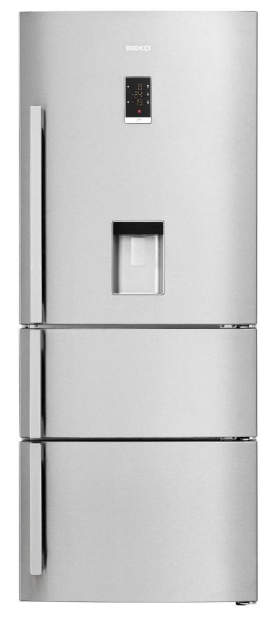 refrigerateur beko cn151920dx inox scoodeal le blog de l 39 electromenager et cuisine sur b ziers. Black Bedroom Furniture Sets. Home Design Ideas