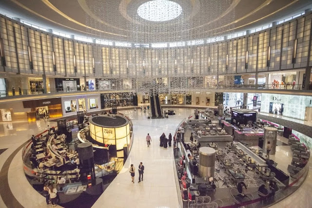 Recession!!! Dubai luxury shops say they are missing Nigerians