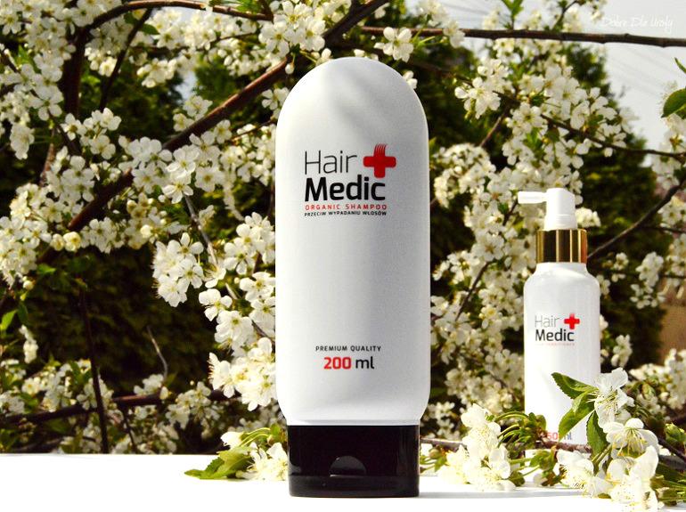 Szampon przeciw wypadaniu włosów Hair Medic recenzja
