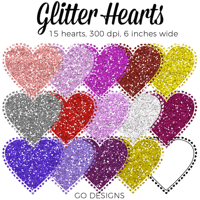 https://www.teacherspayteachers.com/Product/Glitter-Hearts-Clip-Art-Hearts-for-Valentines-Day-4266633