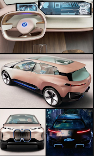 BMW iNext vision images