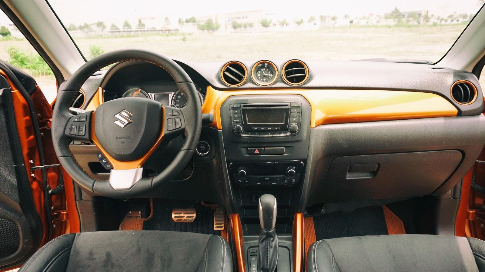 Nhiều tính năng thông minh, hỗ trợ người lái tốt được trang bị, tuy nhiên bản cao cấp hơn sẽ tuyệt hơn nữa