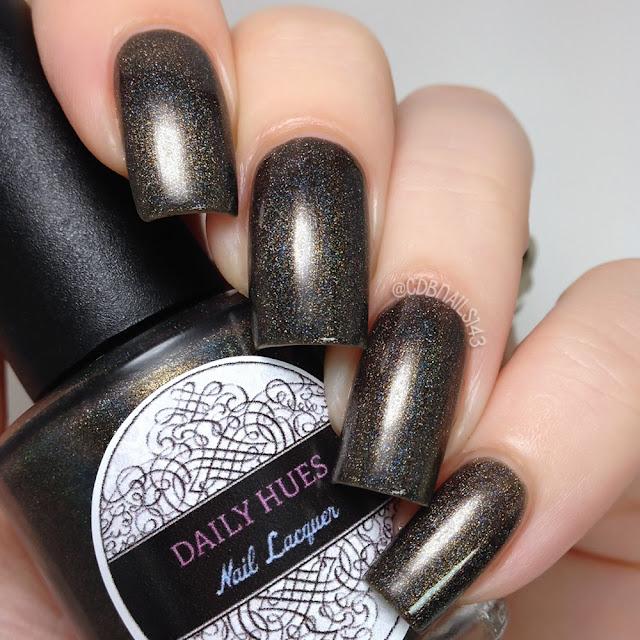 Daily Hues Nail Lacquer-Hazel