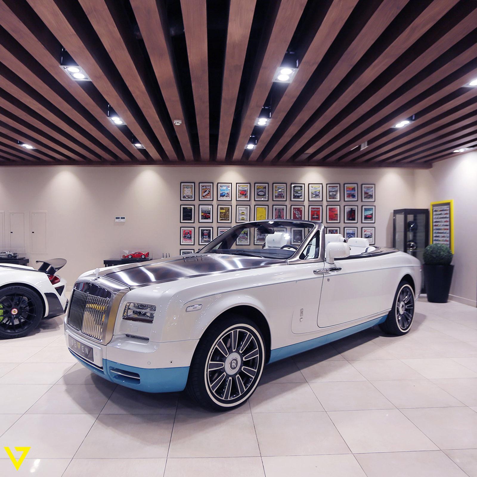 Phantom Car Price