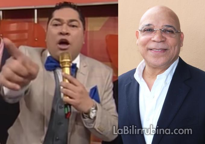 Video: El Pachá le manda fuego a Marino Zapete