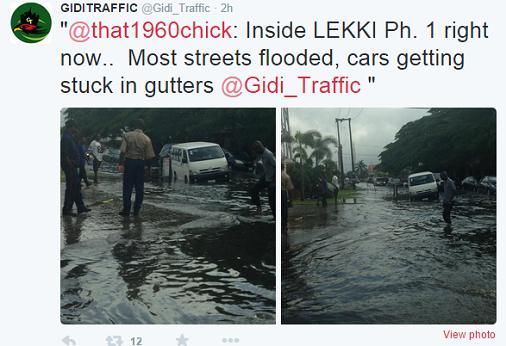 Flood Tweet 1