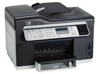 Picture HP Officejet Pro L7580 Printer
