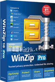 WinZip Pro 21.0 Build 12288 Final x32x64 Serial Key Full Version