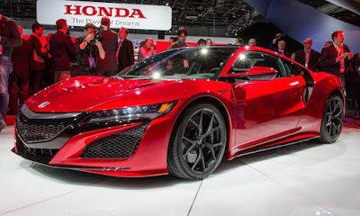 Honda NSX 2018, Redesign, Review, Specification, Price
