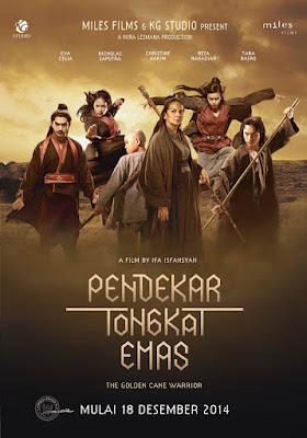 Download Pendekar Tongkat Emas (2014)