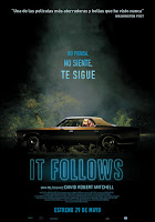 Póster: It Follows (2014)
