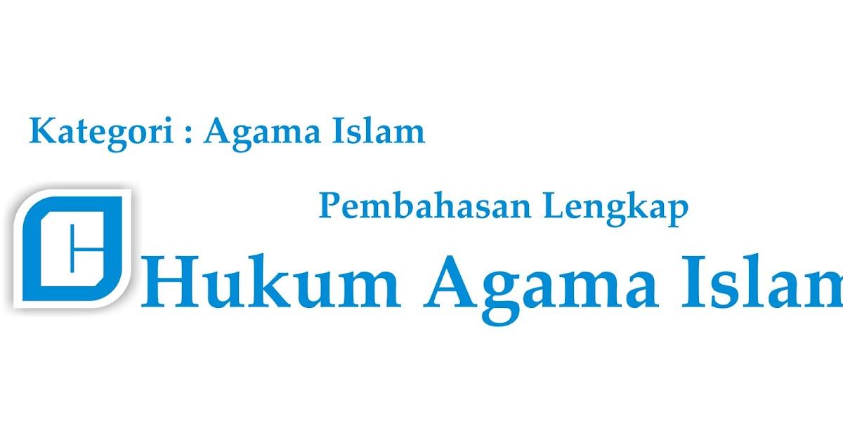 Contoh Catatan Kaki Agama Islam - Miharu Hime