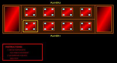 Mancala board games