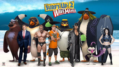 Review And Synopsis Movie Surf's Up 2: WaveMania (2017)