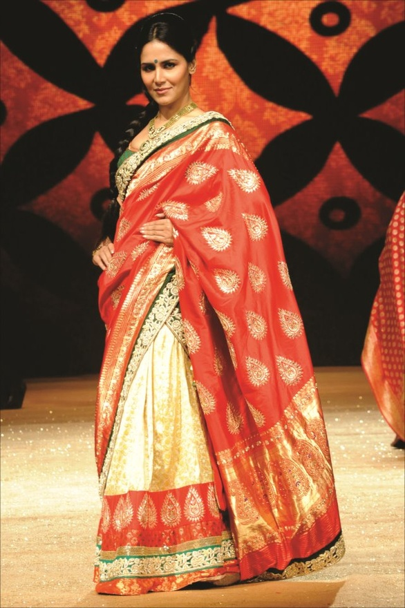 bhargavi kunam half sarees - photo #18