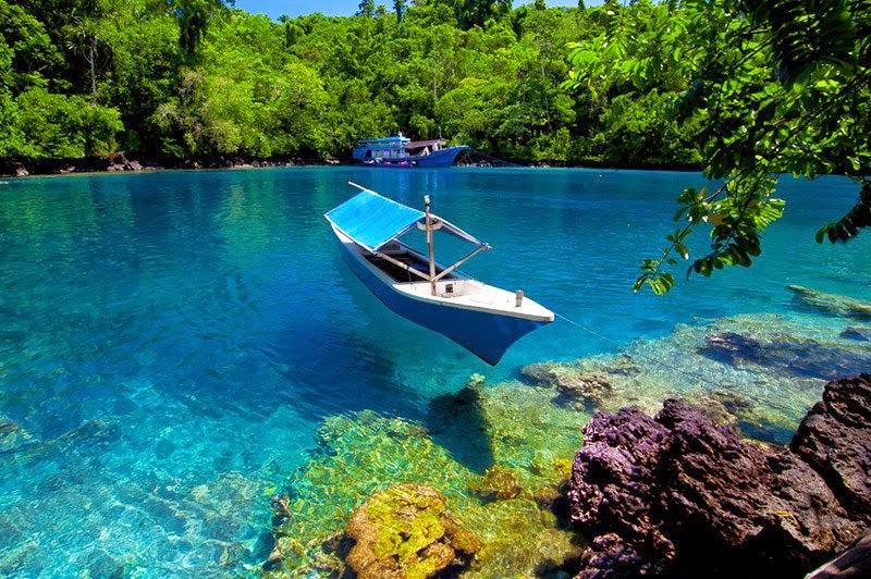 Sekilas Tentang Dua Situs Wisata Maluku Utara