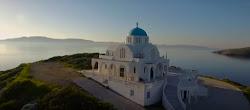 Μαγευτικές εικόνες από τον Προφήτη Ηλία στο Θορικό (ΒΙΝΤΕΟ)