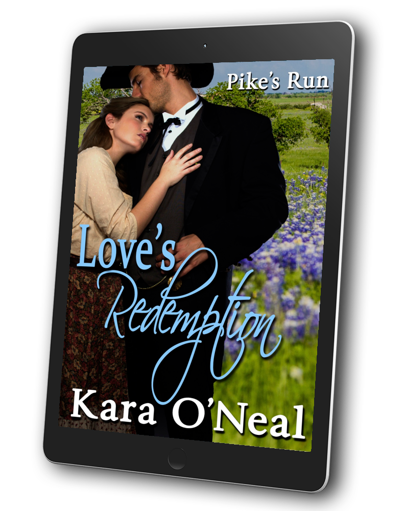 KARA O'NEAL: Love and Lone Stars