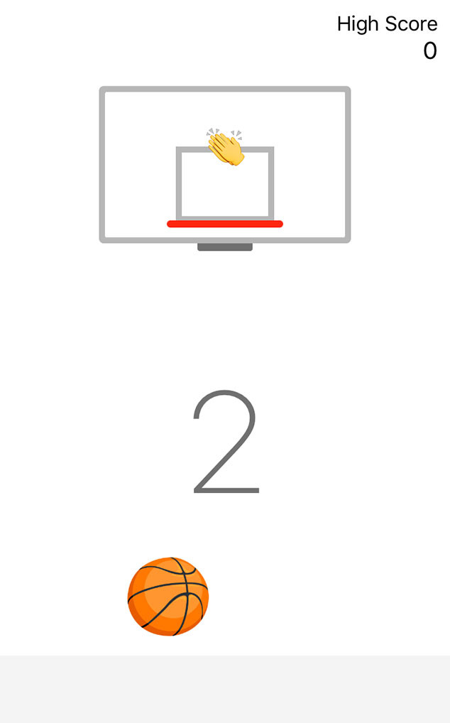 how to play basketball on messenger