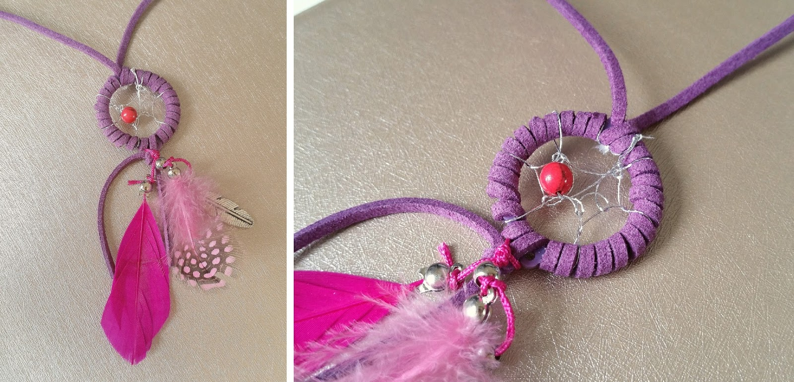 myStyle Dreamcatcher Jewellery, make your own dreamcatcher, Boho style jewellery kit