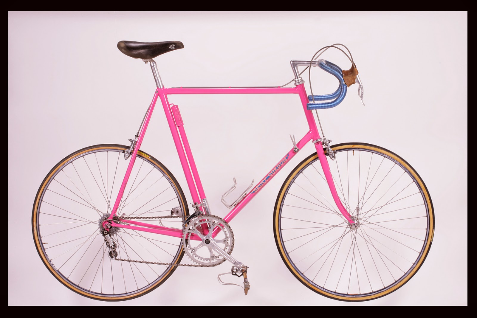 The Collection Is About 24 Bikes And 5 Frames Spanning 1974 To Present All With State Of Art Parts At Time It Was Built